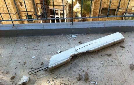 תוצאת ליקוי בניה – התמוטטות רצועת בטון
